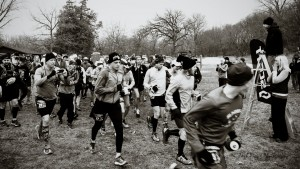 100 Mile Start - Photo Credit Zach Pierce