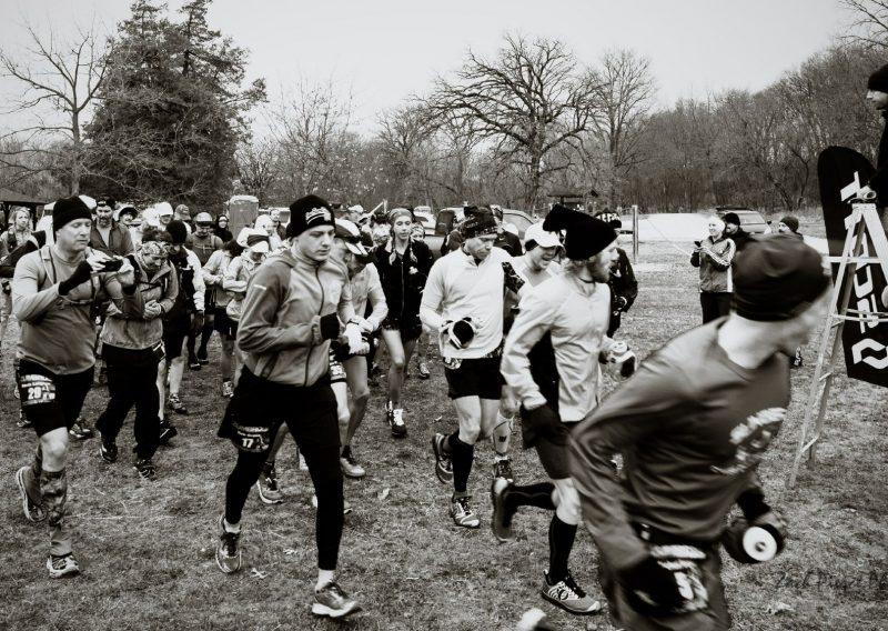 100 Mile Start - Photo Credit Zach Pierce