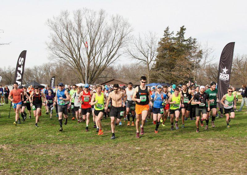 17 Mile Fast Start 2017 - Photo Credit Eric Hadtrath