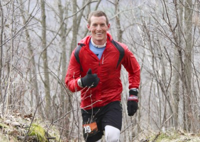 2016 Zumbro 100 Mile Winner Paul Shol - Photo Credit Eric Hadtrath