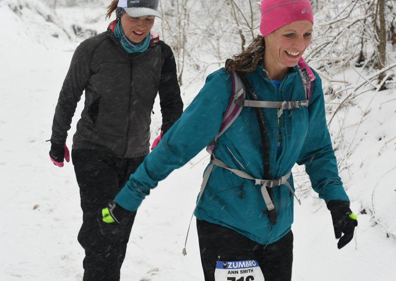50 Mile Snowy Fun - Photo Credit Patrick Davison