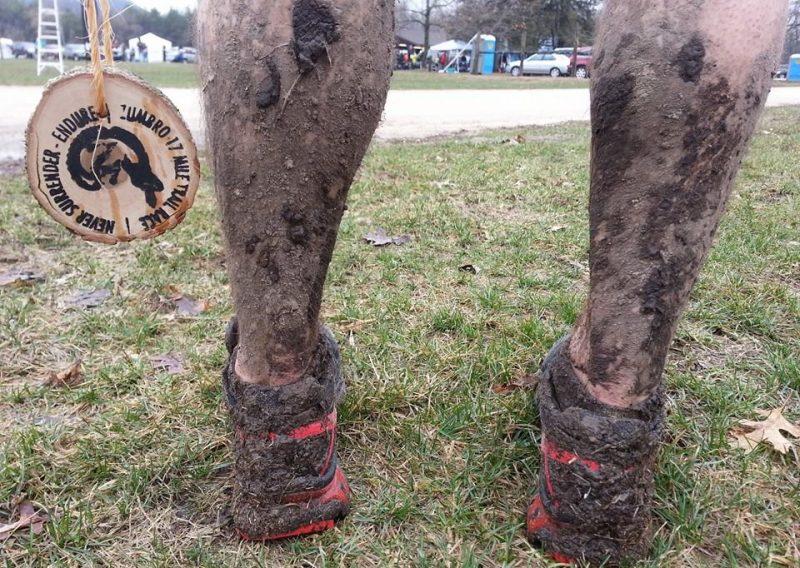 A REAL Mud Run - Photo Credit Dave Werner
