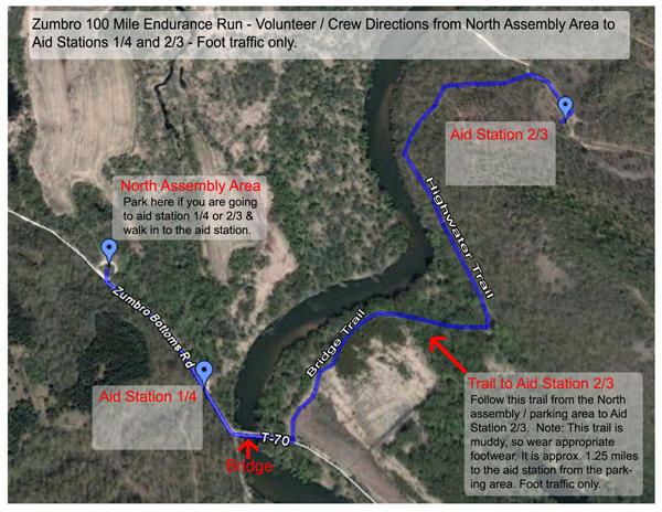 Maps & Data   Zumbro Endurance Run