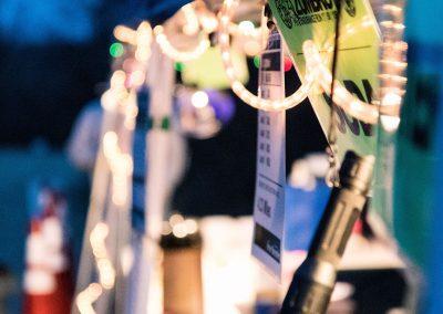 Aid Station at Night - Photo Credit Long Nguyen