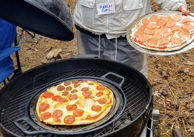 Backcountry Pizza - Photo Credit John Storkamp