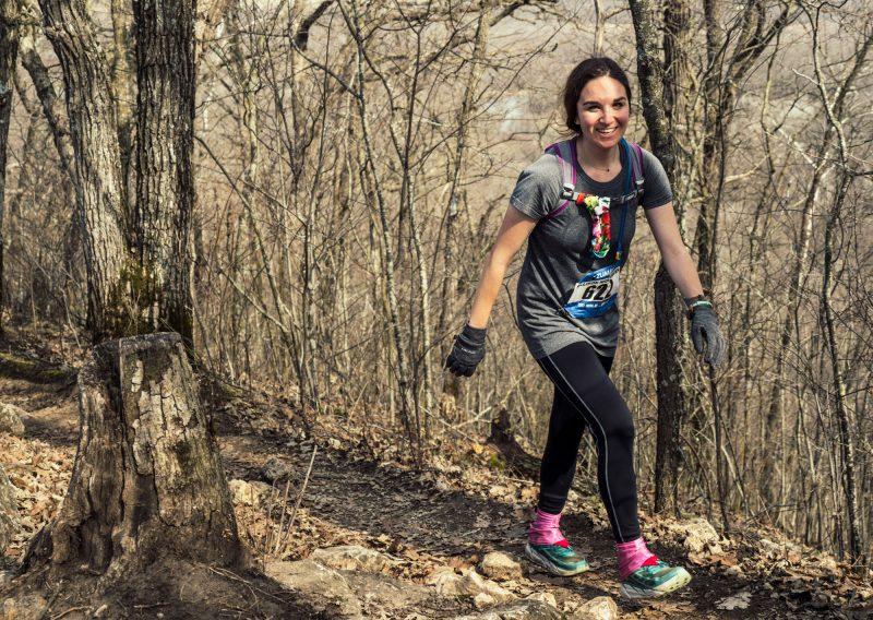 Bluff Running - Photo Credit Zach Pierce