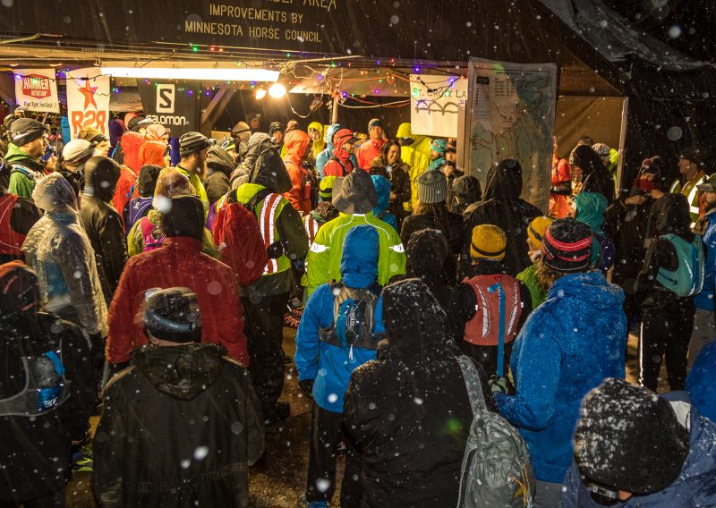 Cold Start - Photo Credit Paul Nye