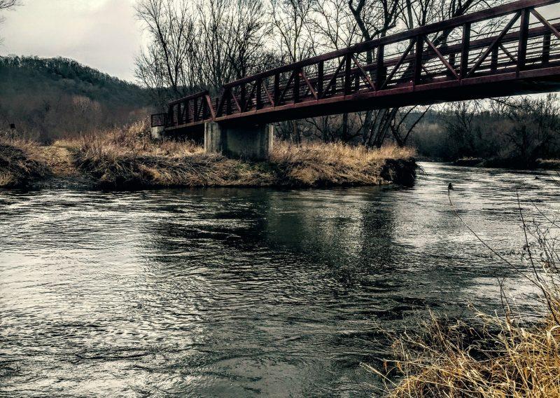 Cross the Bridge - Photo Credit Erik Lindstrom
