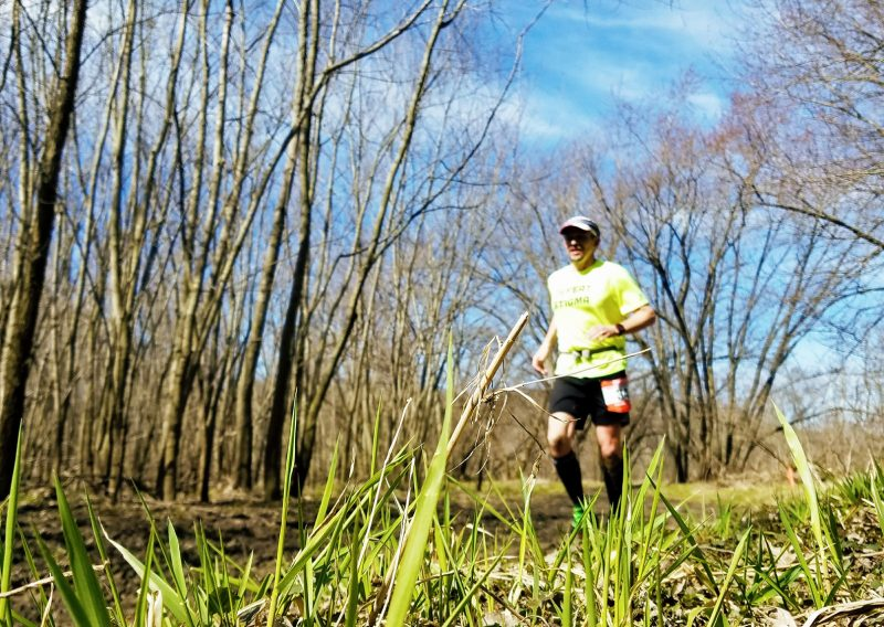 Doug Kleemeier Running Smooth - Photo Credit John Storkamp