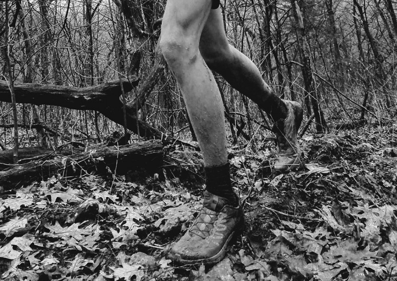 Even Semrud Working the Hills - Photo Credit John Storkamp