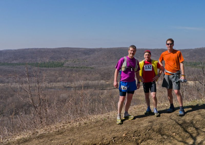 Friendships Forged on the Trail - Photo Credit Zach Pierce