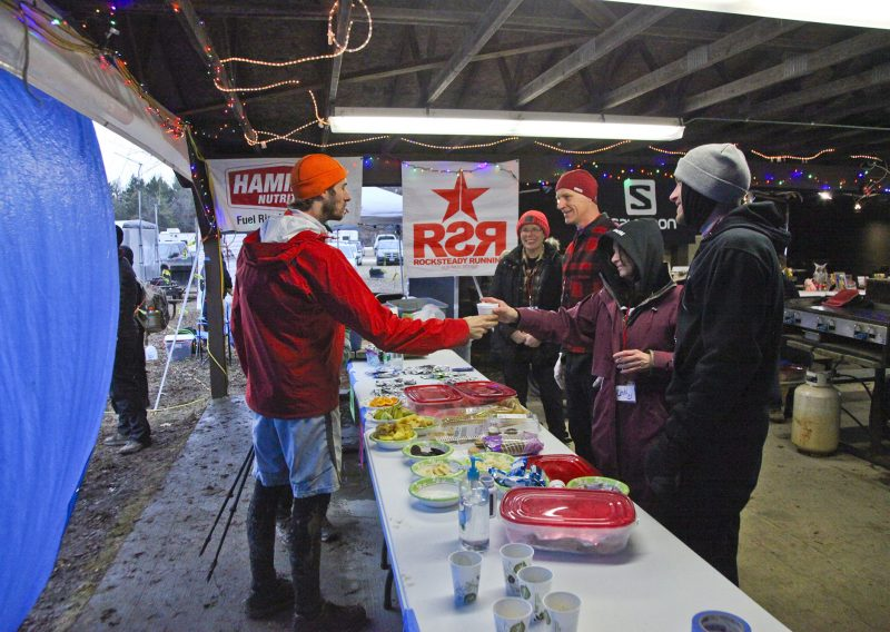 Fun at The Aid Stations 2018 - Photo Credit Eric Hadtrath