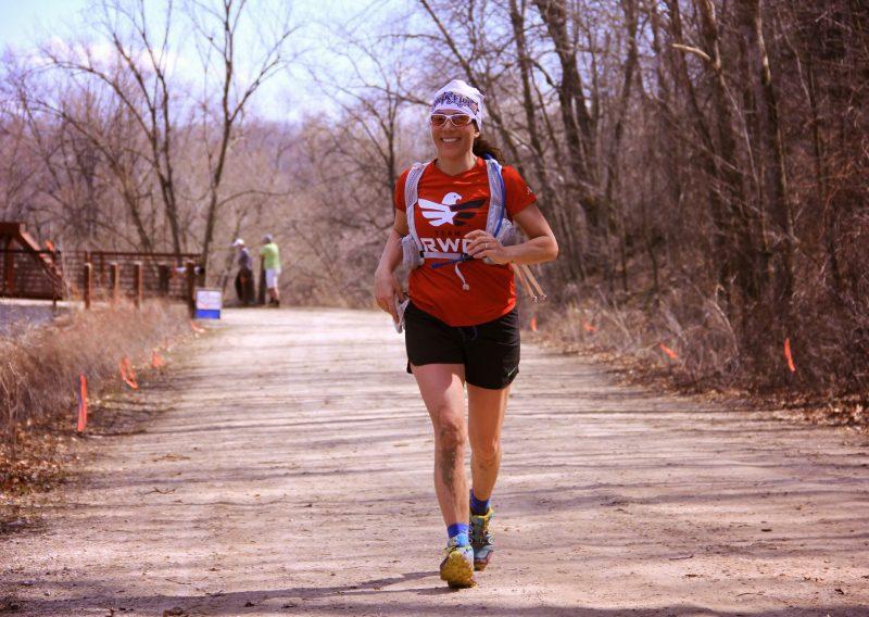 Kathy Jambor Always Looking Strong - Photo Credit Scott Mark