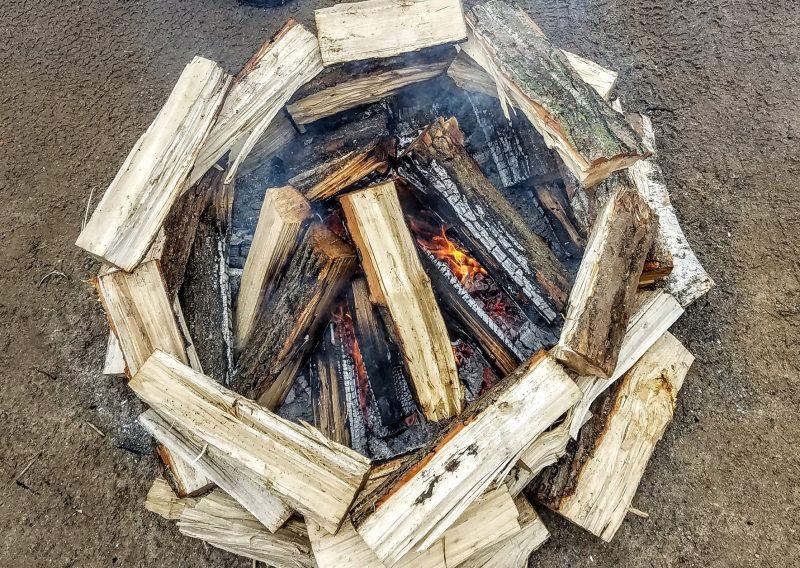 Keeping the Home Fires Burning - Photo Credit John Storkamp