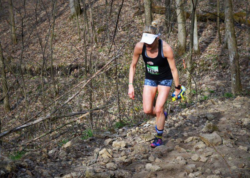 Kelly Boler Climbing - Photo Credit Kevin Chem