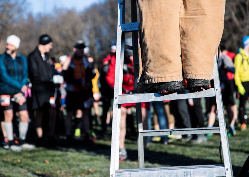 Ladder Start - Photo Credit Long Nguyen