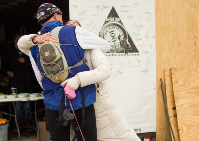 MN Ultra Guru Matt Aro Finishes in the Arms of Chevy - Photo Credit Zach Pierce