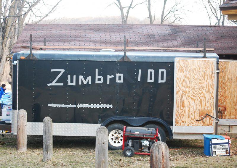 Make No Mistake Zumbro is Not Fancy - Photo Credit Zach Pierce
