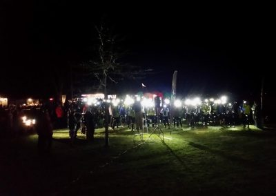 Mindnight 50 Mile Start - Photo Credit Erik Lindstrom