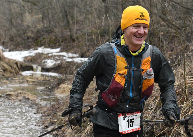 Nate Canton Joyful Despite Conditions - Photo Credit Patrick Davison