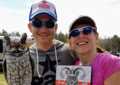 RSR and Owls - Photo Credit John Storkamp