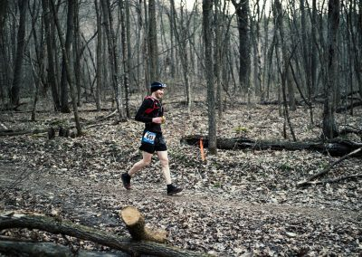Rolling Through the Hardwood Forest - Photo Credit Zach Pierce