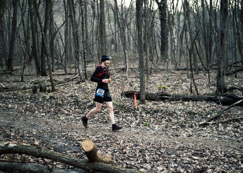 Rolling Through the Hardwood Forest - Photo Credit Zach Pierce