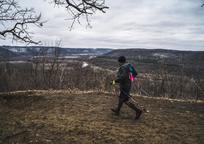 Running the Ridge - Photo Credit Fresh Tracks Media