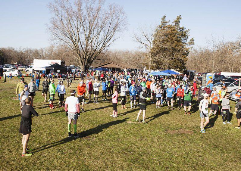 Start of the 17 Mile Race - Photo Credit Erik Lindstrom