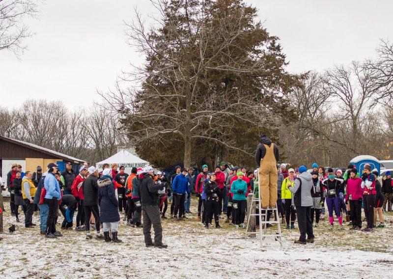 Starting the Snow Year - Photo Credit Zach Pierce