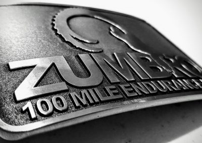The Z100 Buckle - Photo Credit John Storkamp