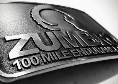 The Z100 Buckle - Photo Credit John Storkamp