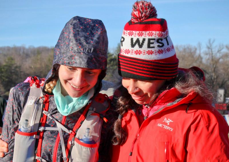 Trail Sisters - Photo Credit Eric Hadtrath