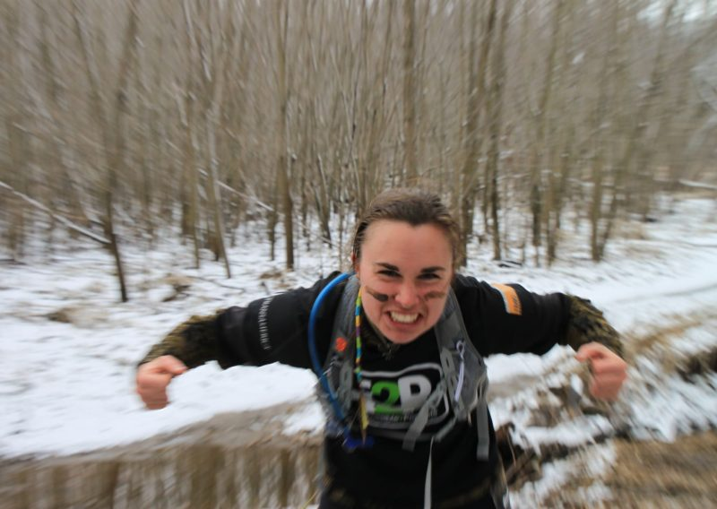 Trail Warrior - Photo Credit Eric Forseth