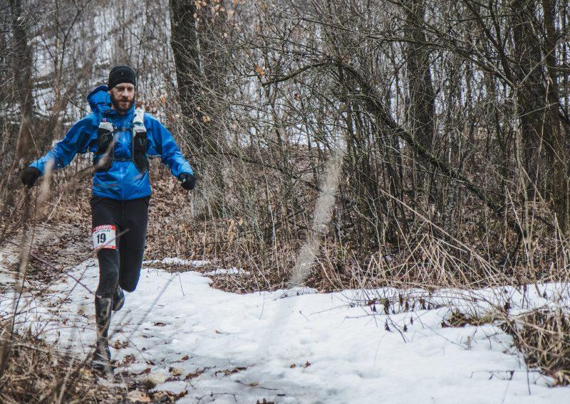 Zumbro 2018 100 Mile Winner Scott Coles - Photo Credit Fresh Tracks Media