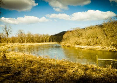 Zumbro River Beauty - Photo Credit Zach Pierce