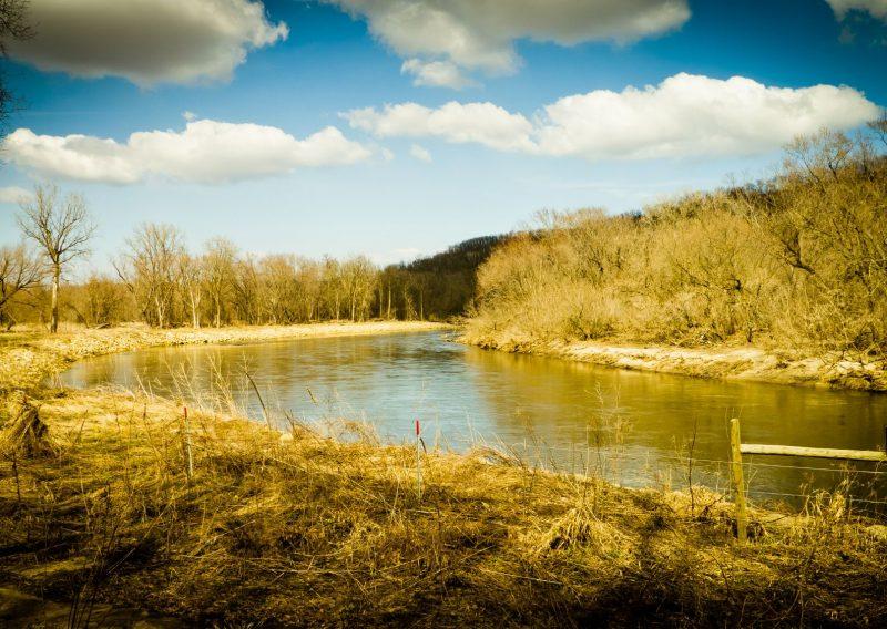 Zumbro River Beauty - Photo Credit Zach Pierce