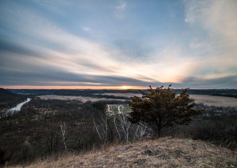 Zumbro Sunset - Photo Credit Long Nguyen